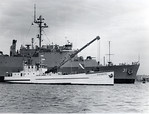 Egabrag, Telco job, San Diego Bay, 1977-78