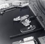 Our fleet, Harbor Drive dock, San Diego Bay, 1977-78